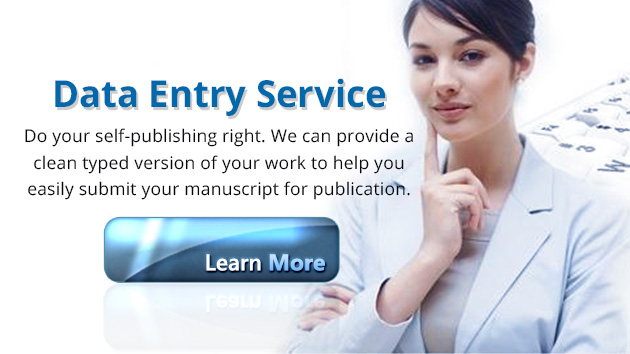 BookVenture Publishing Announces New Add-on Service: Data Entry