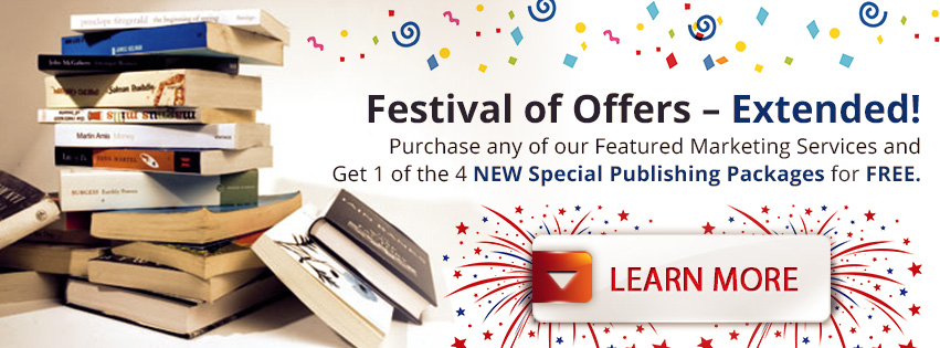 BookVenture Publishing Extends Festival of Offers Promo