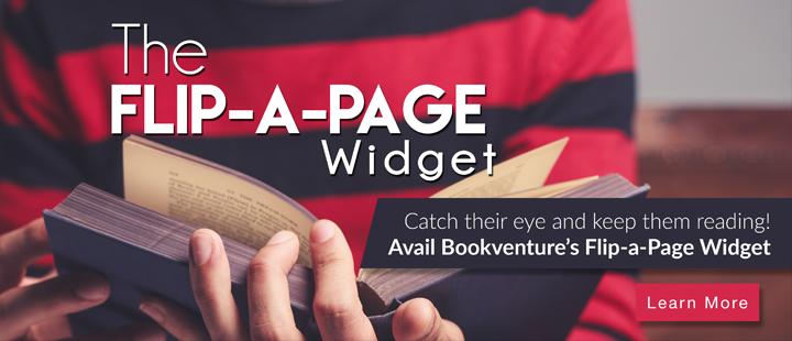BookVenture - Flip-a-Page Widget