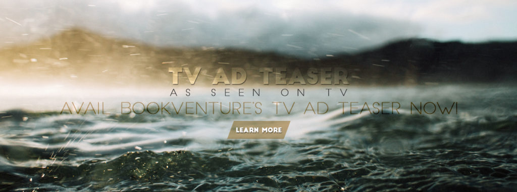BookVenture - TV Advertising Service