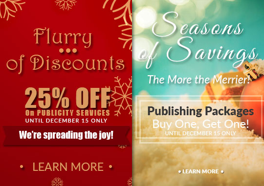 BookVenture's Holiday Promo