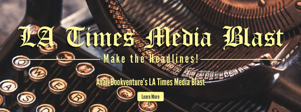 BookVenture - LA Times Media Blast