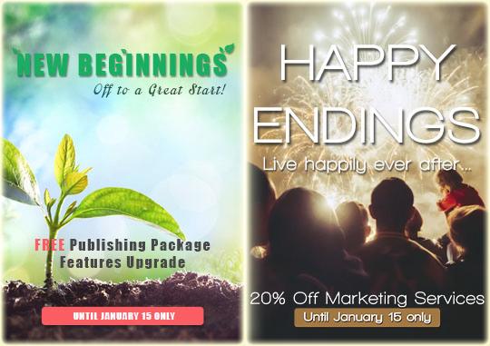 BookVenture's Publishing & Marketing Promo