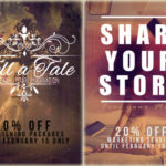BookVenture invites authors to share their Story with two Awesome New Promos!