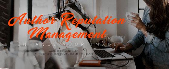 BookVenture Author Reputation Management