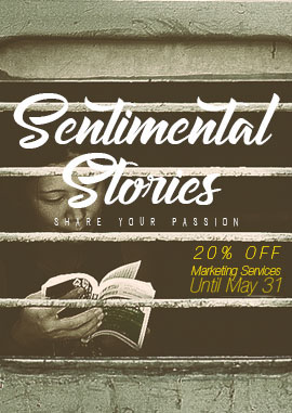 BookVenture - Sentimental Stories