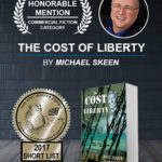 'Costs of Liberty' shortlisted for 2017 Eric Hoffer Book Award!