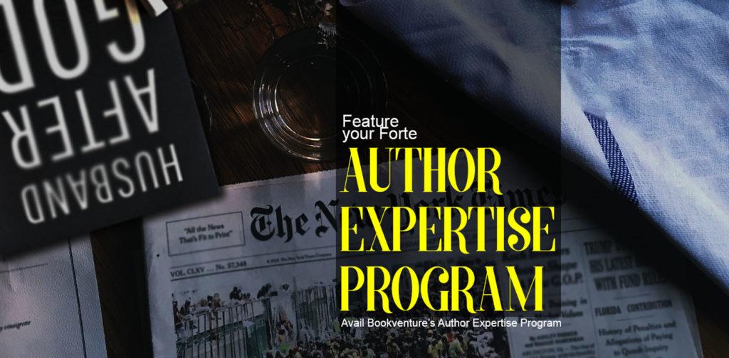 BookVenture Author Expertise Program