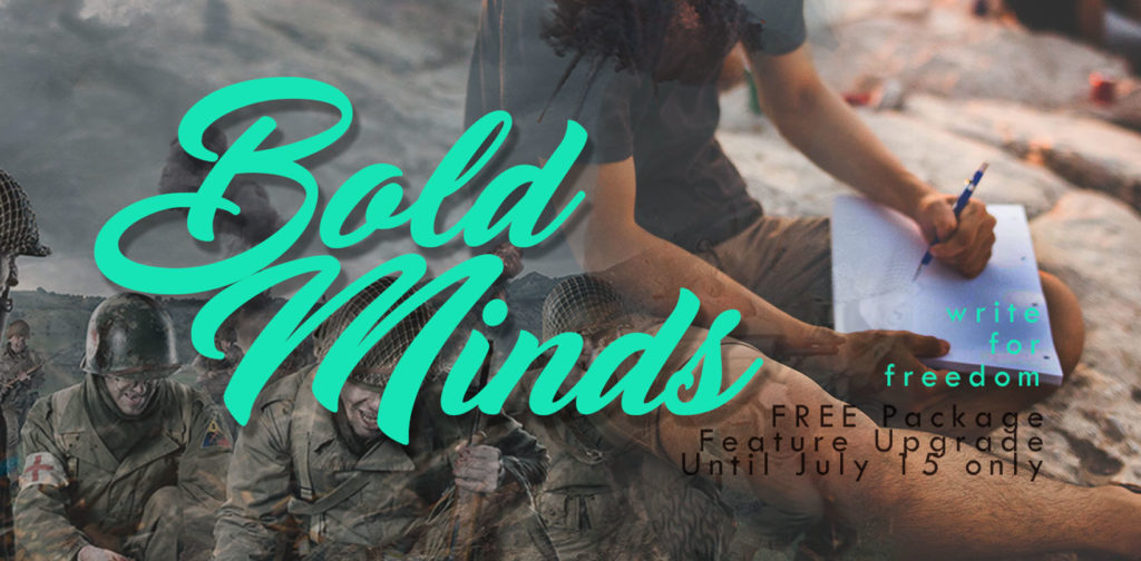 BookVenture Bold Minds Publishing Promo