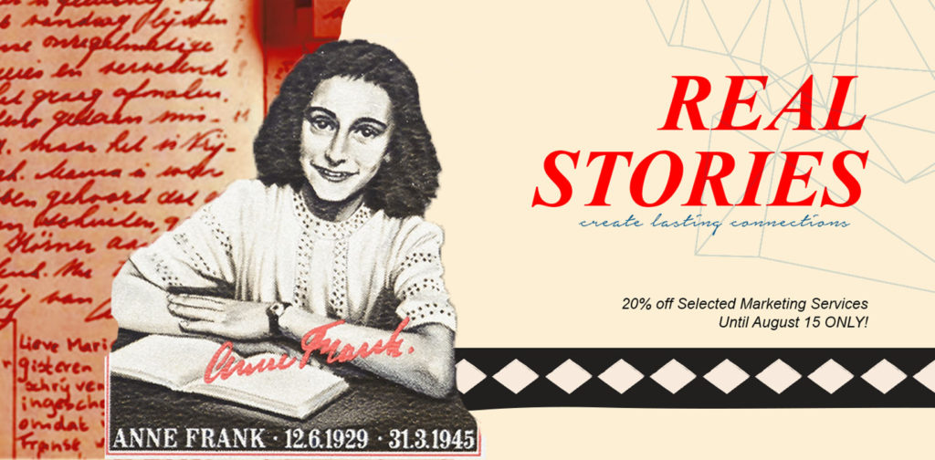 BookVenture Real Stories Marketing Promo