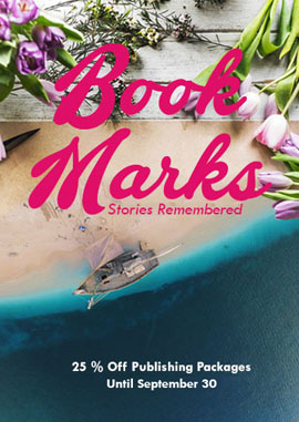 BookVenture Book Marks Promo