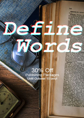 BookVenture Define Words Promo