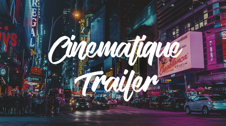 Enhance Your Book Promotion with the New Cinematique Trailer Service