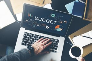 set budget for your book publishing