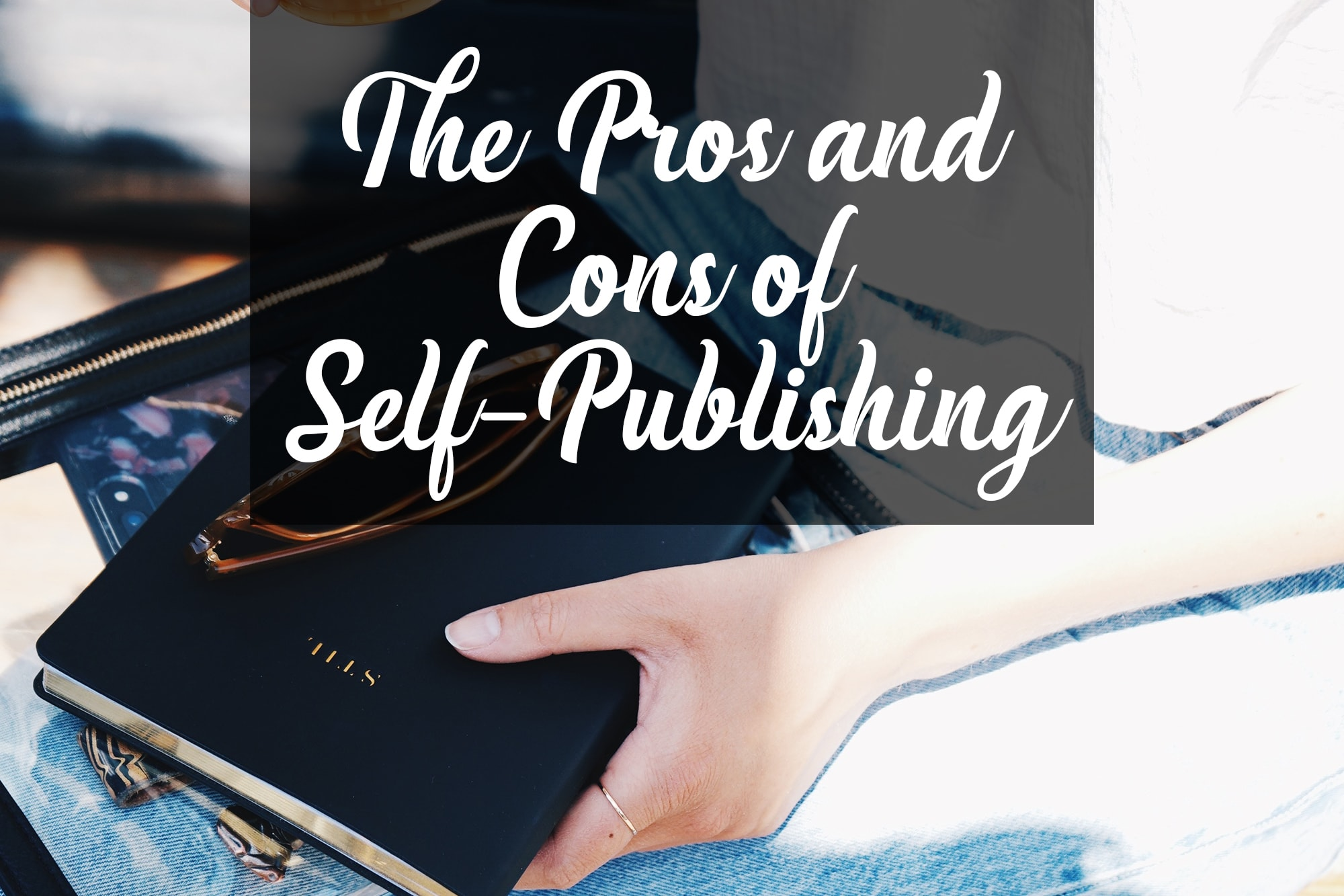 pros and cons of self-publishing