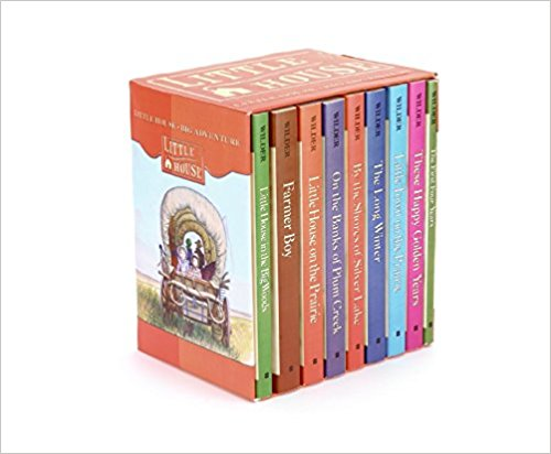the little house book series laura ingalls wilder