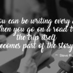 5 Very Useful Tips on How to Continue the Writing Process While Traveling!