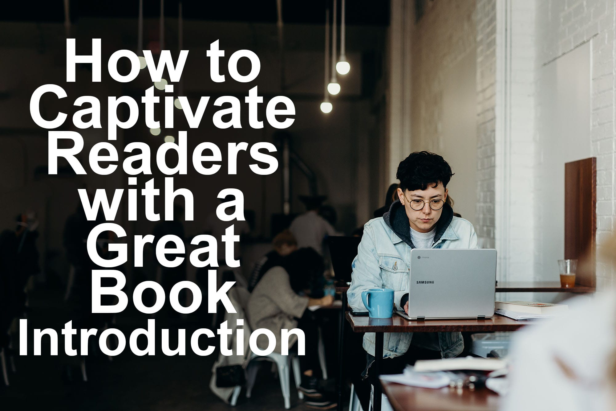 how to write a captivating book introduction