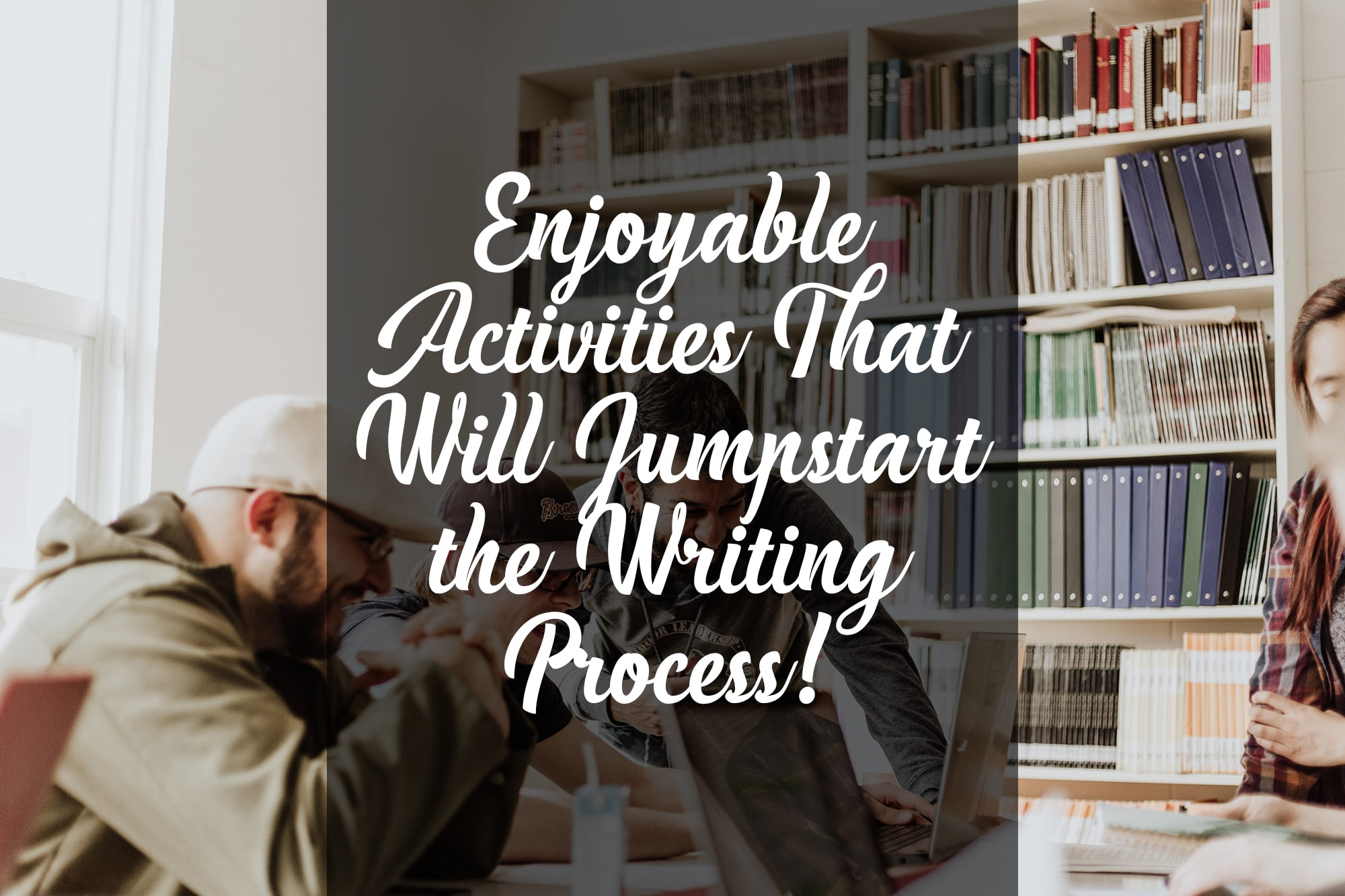 enjoyable writing activities