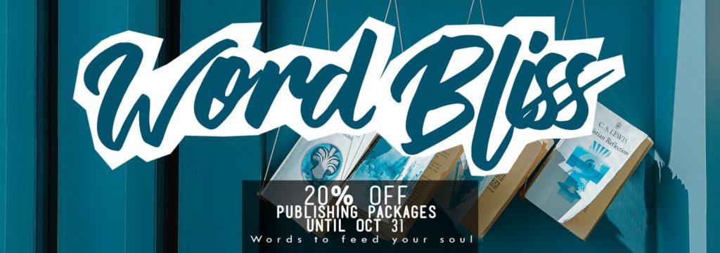 word bliss book publishing promo