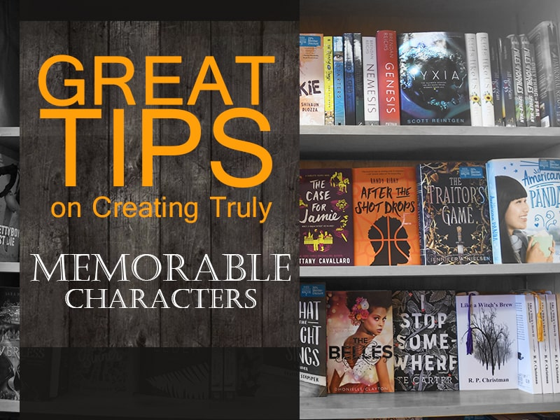 ways to create memorable characters banner