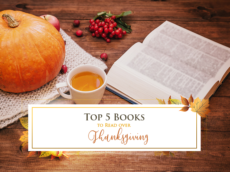 5 books to read thanksgiving
