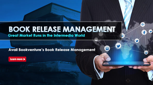 Bookventure Releases Exciting Book Release Management Service!