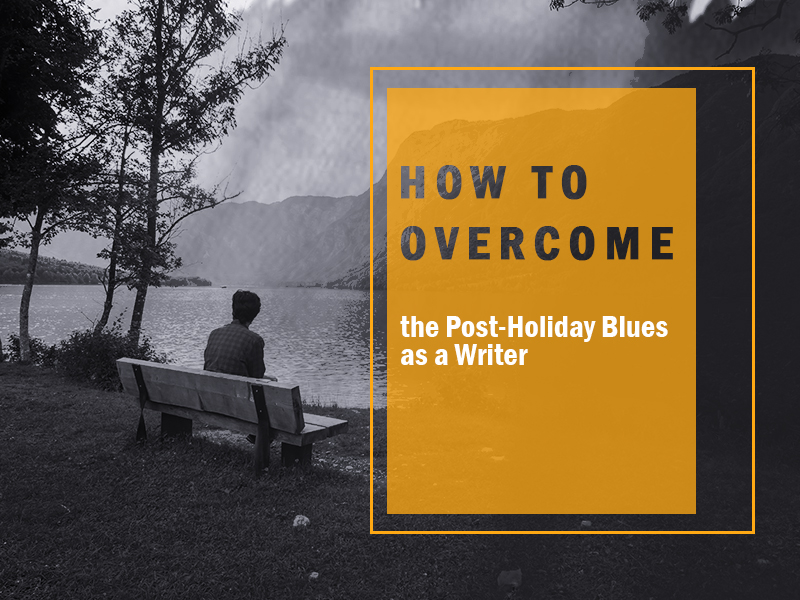 how to overcome holiday blues