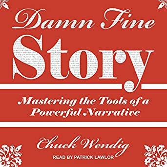 damn fine story Chuck Wendig