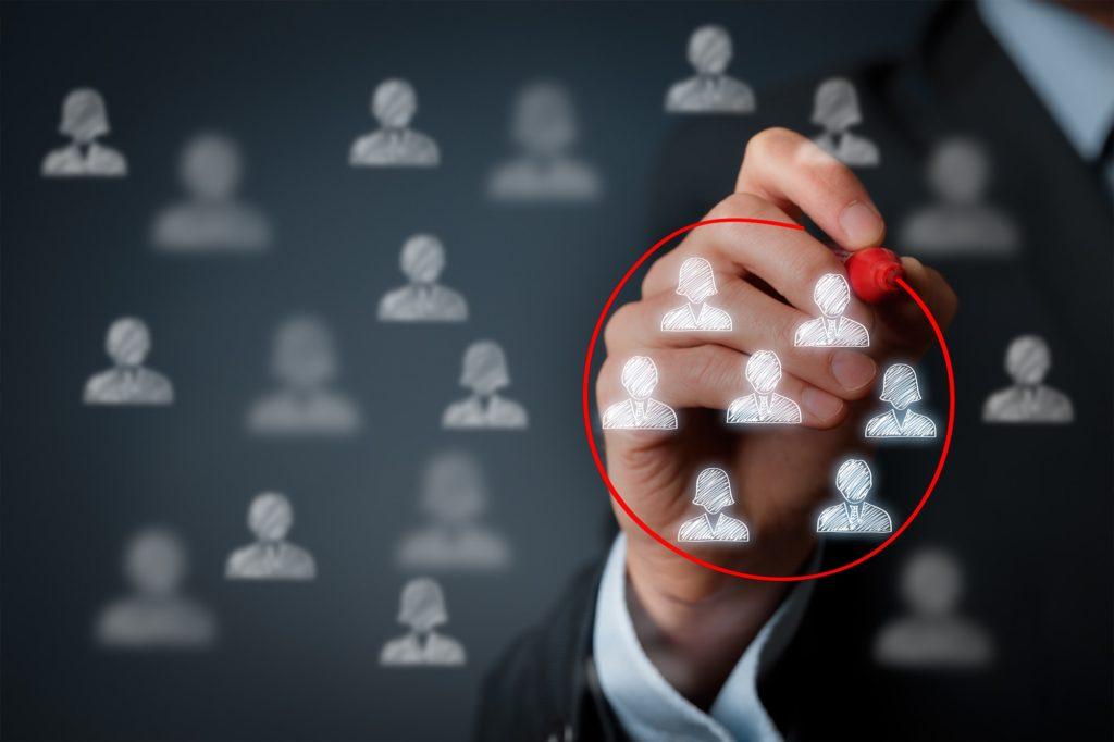identifying target audience