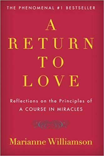 a return to love Marianne Williamson