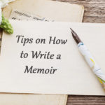 tips on how to write a memoir