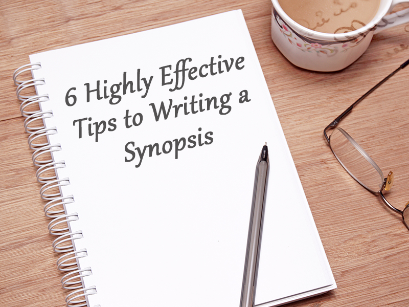 tips to writing a synopsis